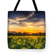 The April Farm Tote Bag