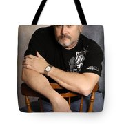 The Artist Tote Bag by Clayton Bruster