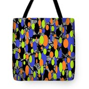 The Arts Of Textile Designs #58 Tote Bag