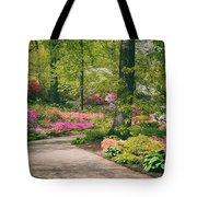 The Azalea Path Tote Bag