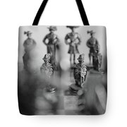 The Battle Will Start Tote Bag