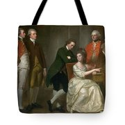 The Beaumont Family Tote Bag