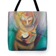 The Birth Of Peace Tote Bag
