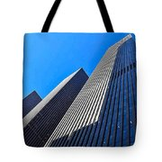 The Blue Way  Tote Bag