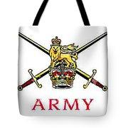 The British Army Tote Bag