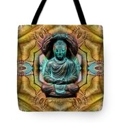 The  Buddhas Of Ayahrtyan  Tote Bag