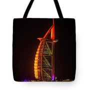 The Burj Al Arab Tote Bag