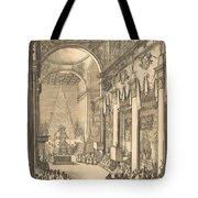 The Catafalque Of The Emperor Mathias Tote Bag