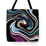The Center Of The Universe Tote Bag