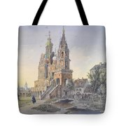 The Church Of The Dormition Tote Bag