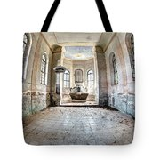 The Church Of The Exaltation Of The Holy Cross Tote Bag