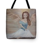 The Clearing After The Wind Dance Tote Bag