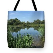 The Cotswold Water Park Tote Bag