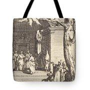 The Death Of Judas Tote Bag
