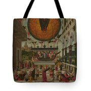 The Dormition And Assumption Of The Virgin Tote Bag