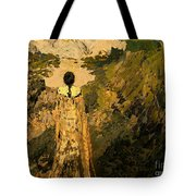 The Dream Of The Earth Tote Bag
