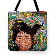 The Drowning Artist Tote Bag