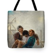 The Drunken Mason Tote Bag