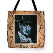 The Duke T-shirt Tote Bag