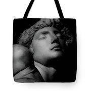 The Dying Slave Tote Bag