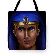 Egyptian Pharaoh Tote Bag