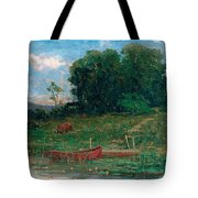 The Farm Landing Tote Bag
