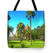 The First Baptist Church Of Tampa  Tote Bag