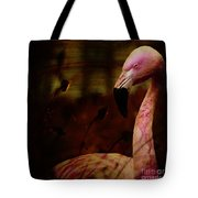 The Flamingo Tote Bag