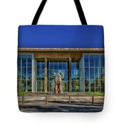 The Fort Worth Modern Art Museum Tote Bag