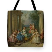 The Four Ages Of Man   Childhood Tote Bag