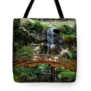 The Garden Bridge Tote Bag