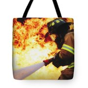 The Good Fight Tote Bag