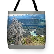 The Grande Tetons Tote Bag