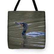 The Great Cormorant Tote Bag