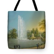 The Great Fountain Tote Bag