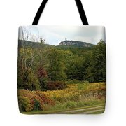 The Gunks Tote Bag