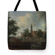 The Haarlem Lock Amsterdam Tote Bag