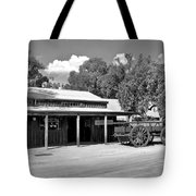The Heritage Town Of Echuca Victoria Australia Tote Bag