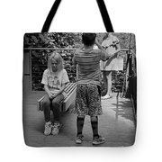 The High Line 162 Tote Bag