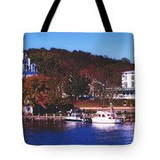 The Historic Goodspeed Opera House Tote Bag