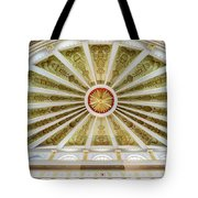 The Historical National Palace Tote Bag