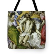The Holy Trinity Tote Bag