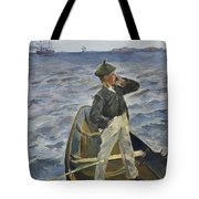 The Inshore Channel Tote Bag