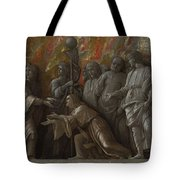 The Introduction Of The Cult Of Cybele At Rome Tote Bag