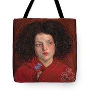 The Irish Girl Tote Bag