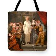 The Italian Comedians Tote Bag