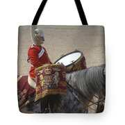 The Kettledrums Of Household Cavalry Tote Bag