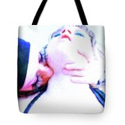 The Kiss By Mary Bassett Tote Bag