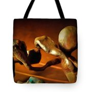 The Knockout Punch Tote Bag