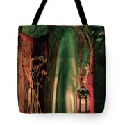 The Light Of The World Tote Bag by William Holman Hunt